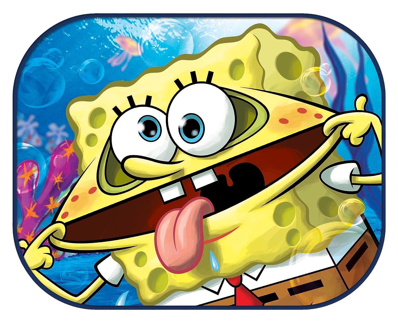 Nickelodeon Sunshades Spongebob (Pack of 2) 80100