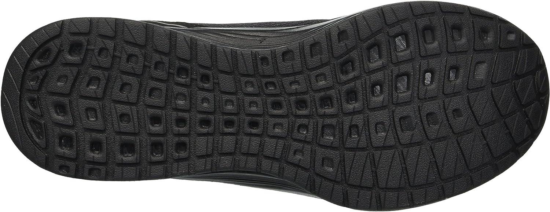 Skechers Skyline-Transient, Baskets Femme Noir Black Bbk