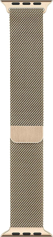 Apple Watch Milanese Loop (44mm) - Gold