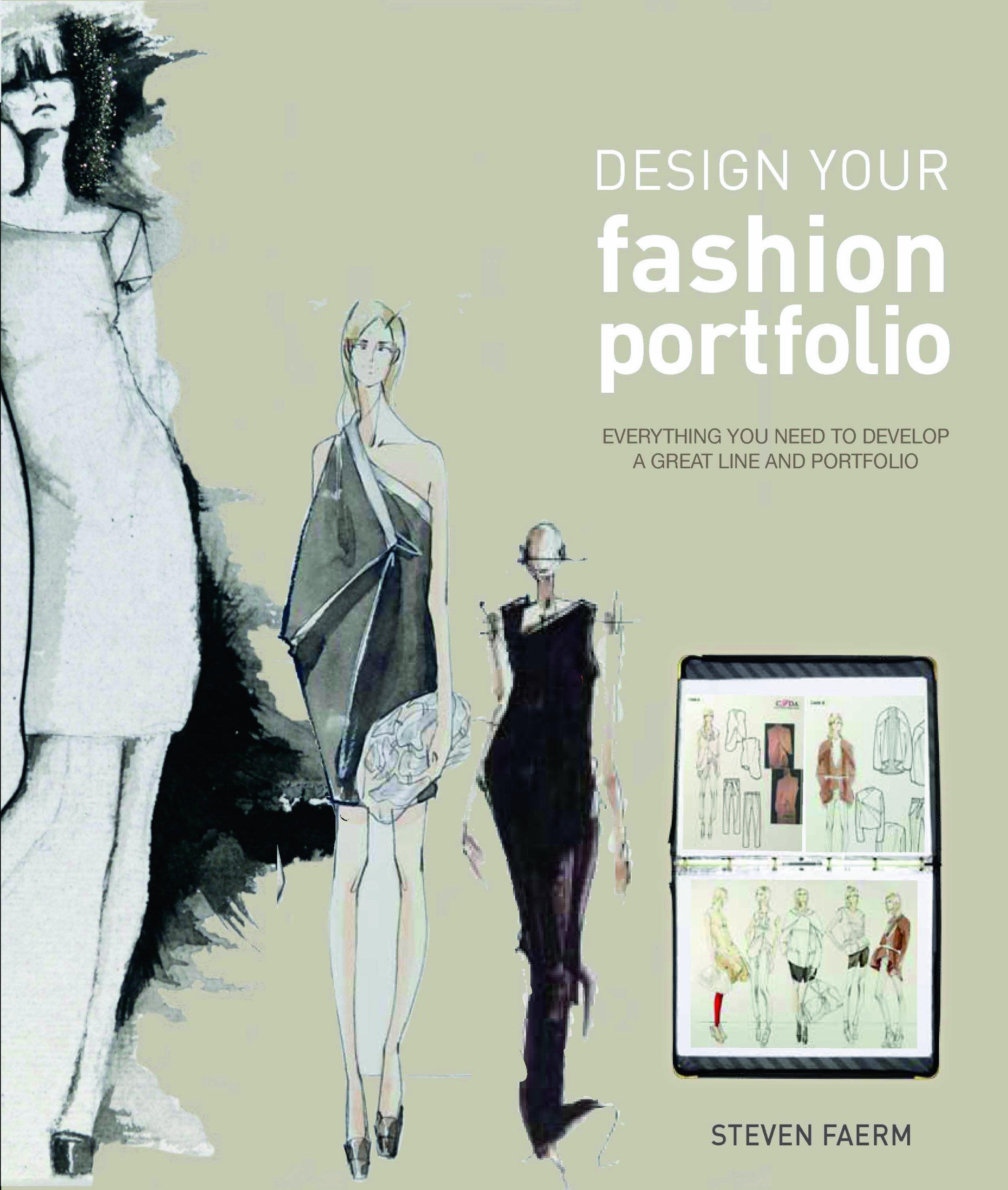 Design Your Fashion Portfolio Faerm Steven 9781408146491 Amazon Com Books