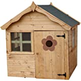 4x4 Honeypot Snug Wooden Playhouse Safety Tested Shiplap Cladding By Waltons