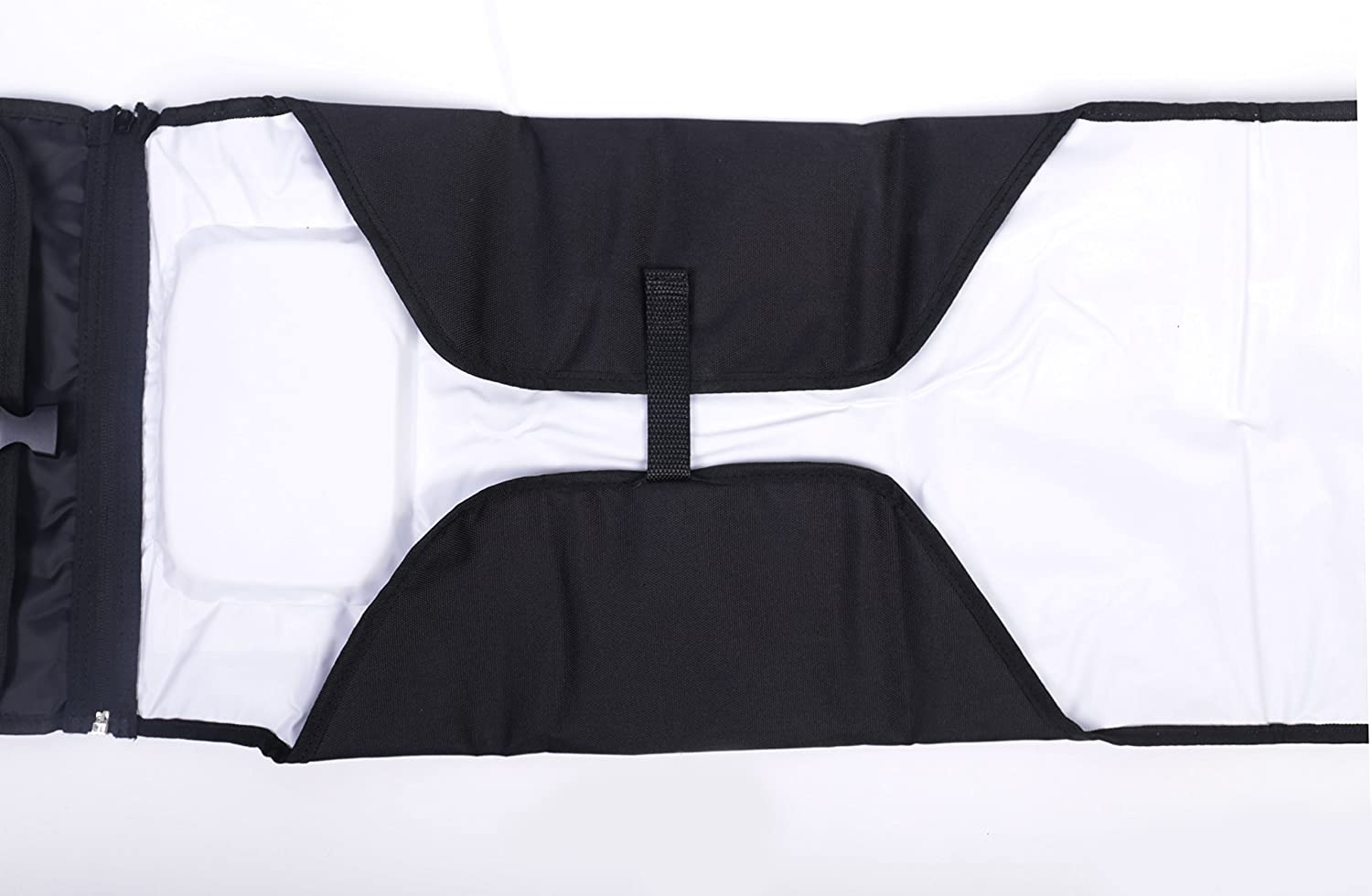 Baby Nappy Changing Mat//Diaper Changing Pad with Storage Pockets//Portable Nappy Changing Station Kit//Clutch Design for Travel and Home