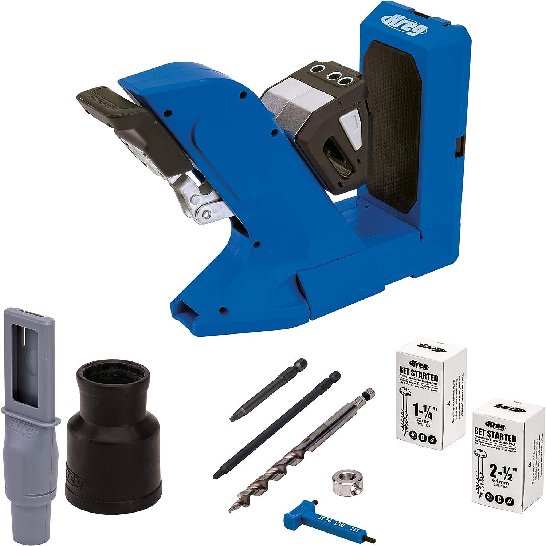 Kreg 720 Pocket Hole JIG with SK04 Pocket-Hole Screw Starter Kit