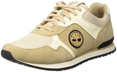 c2acf1fea Timberland Men s Retro Runner Oxsesame Hammer Suede Oxford  Amazon ...