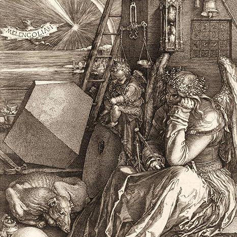 Albrecht Durer Melencolia Wall Art Poster Print