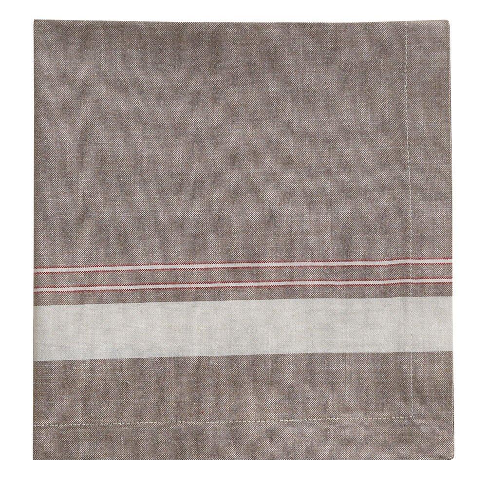 White linen 40 x 280 cm LinenMe Natural Soft Runner