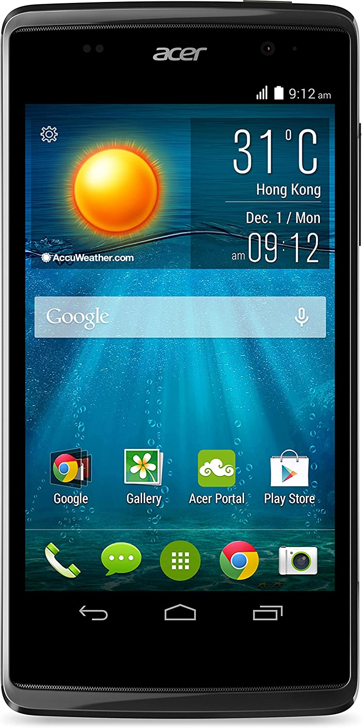 Acer HM.HHLEG.001 - Smartphone libre Android (pantalla 5