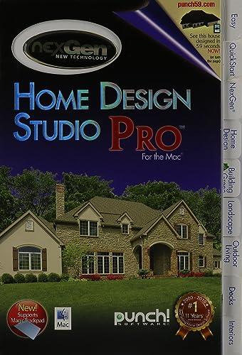 Amazon.com: Punch! Home & Landscape Design Studio Pro for Mac v2 ...