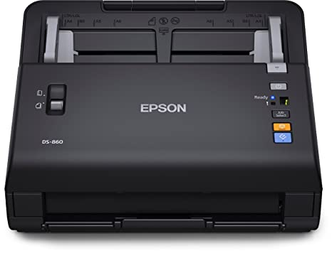 Epson Workforce DS-860N - Escáner A3 (65 PPM,600 dpi): Epson ...