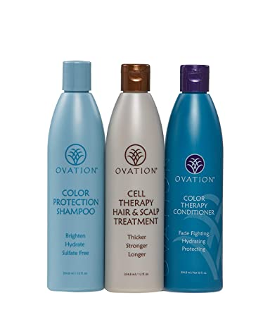 Ovation Color Protection Cell Therapy System