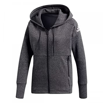 adidas Damen Id Stadium Hooded Kapuzen-Jacke  Amazon.de  Sport ... 37ce9c5c6b