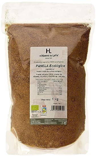 Horno de Leña Panela Eco, 1000 g, Pack de 1: Amazon.es ...