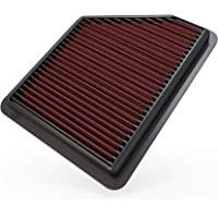 K&N Engine Air Filter: High Performance, Premium, Washable, Replacement Filter: Compatible with 2016-2019 Honda Civic L4…