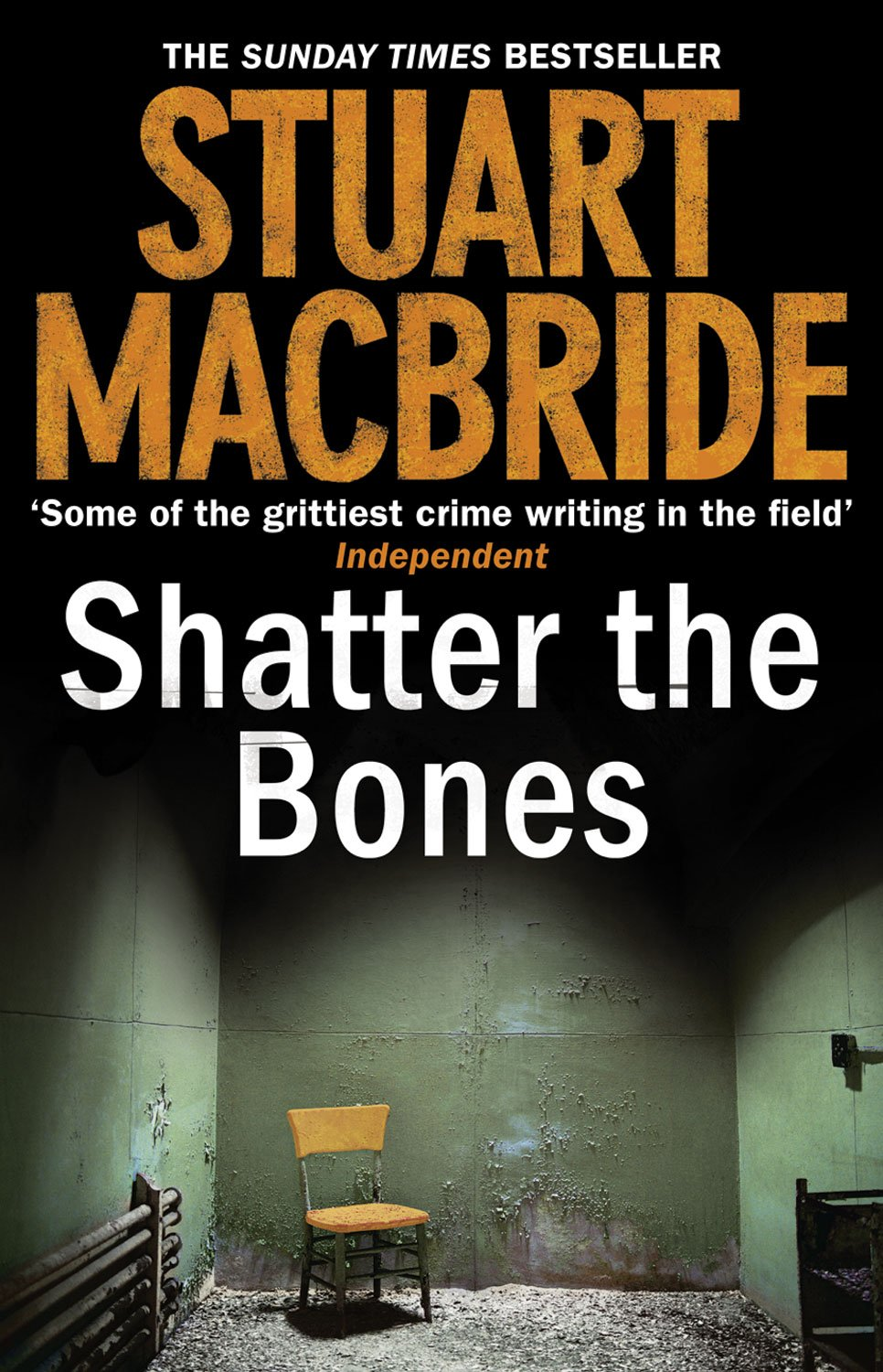 Shatter the Bones (Logan McRae) pdf epub
