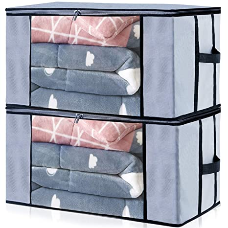 Amazon.com: Seckon Bolsas de almacenamiento con cremallera ...