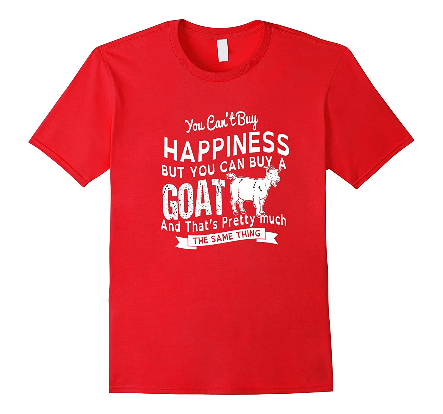 Happiness Goats T-Shirt Design-FL