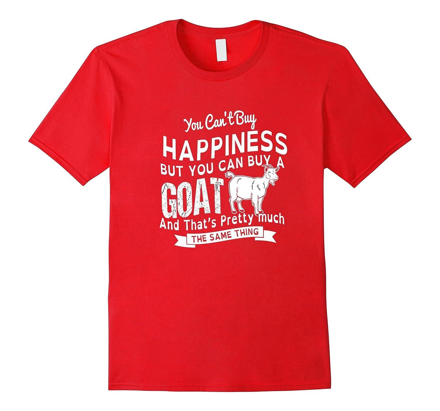 Happiness Goats T-Shirt Design-ANZ