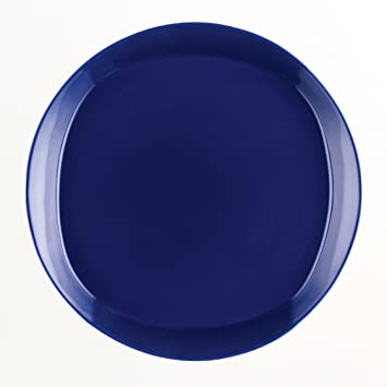 Rachael Ray Dinnerware Round \u0026 Square 4-Piece Stoneware Dinner Plate Set ... & Amazon.com: Rachael Ray Dinnerware Round \u0026 Square 4-Piece Stoneware ...