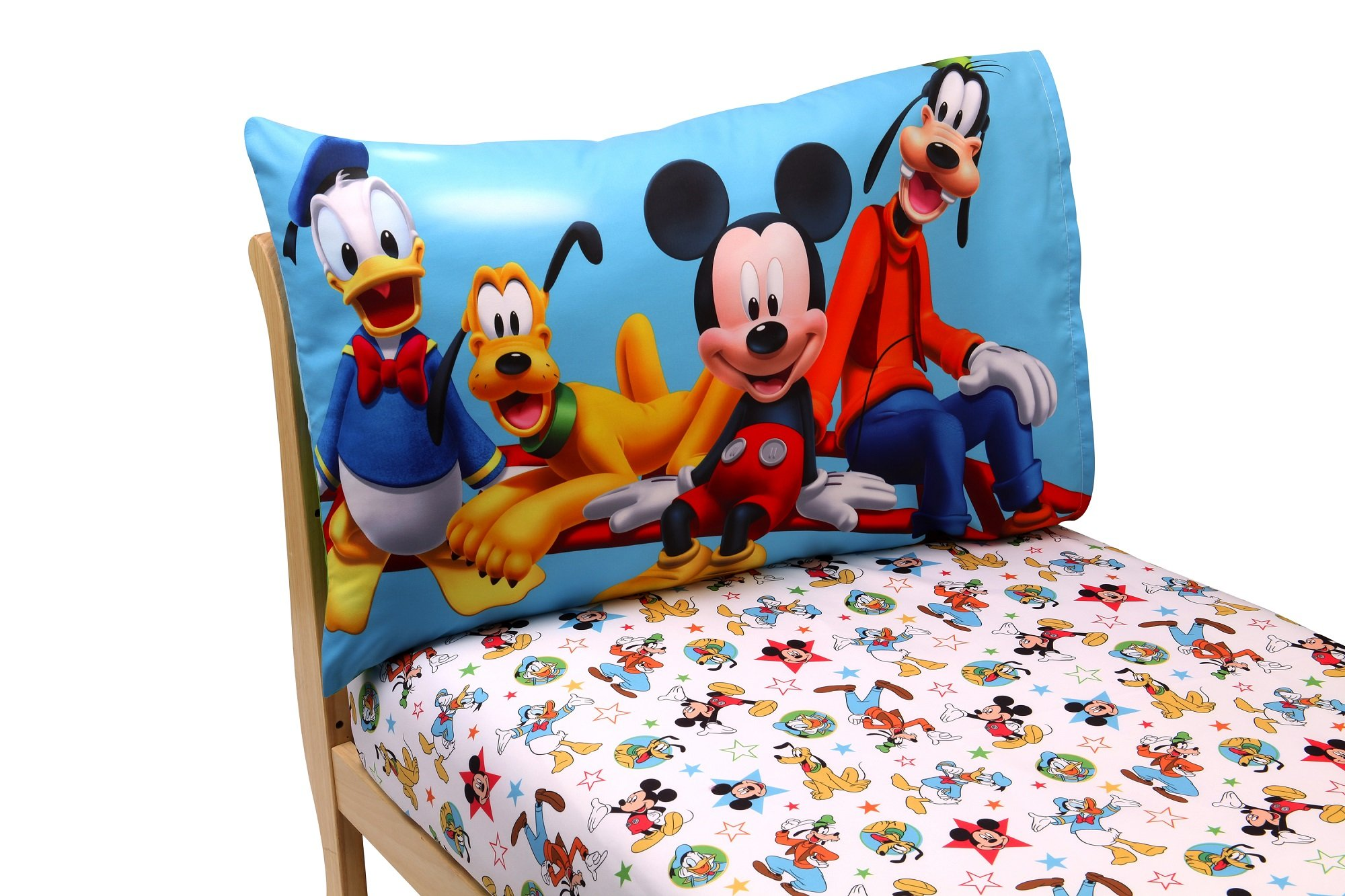 Disney Mickey Mouse Clubhouse Toddler Sheet Set