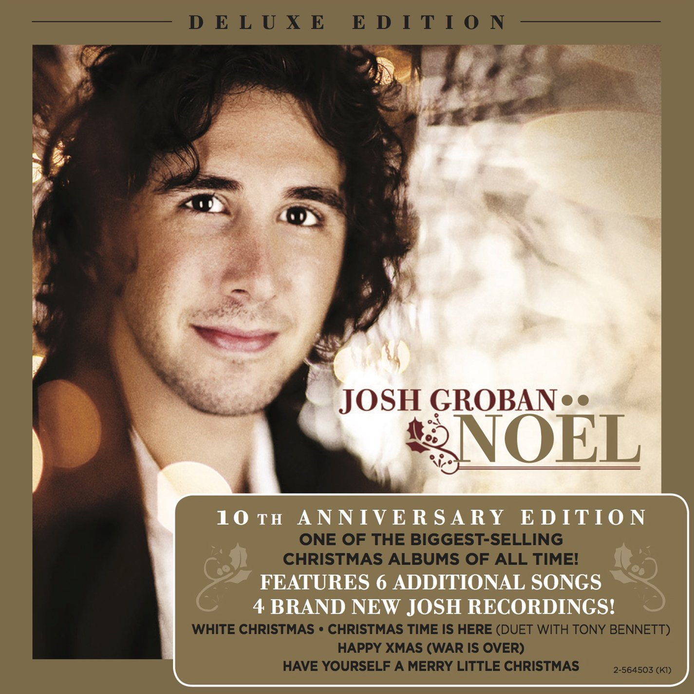 Josh Groban - Noël (Deluxe Edition) - Amazon.com Music
