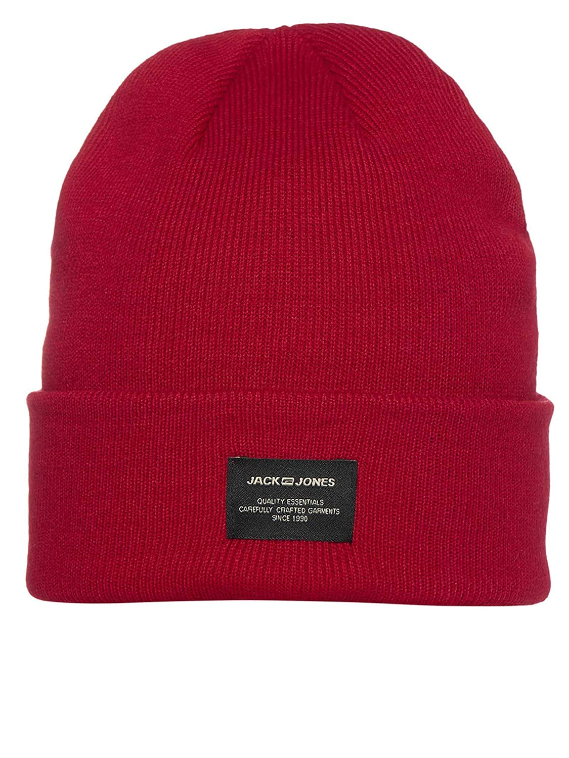 JACK&JONES 12092815 DNA BEANIE SOMBRERO Hombre RED UNI: Amazon.es ...