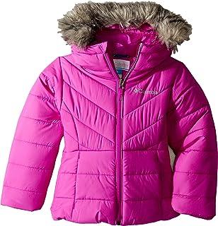 Amazon.com: Columbia Katelyn Crest Jacket para niñas ...