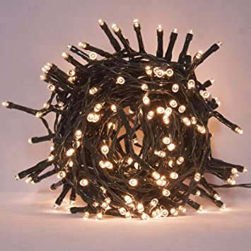 Qbis Batteriebetriebene LED-Lichter mit Zeitschaltuhr. Multi ...