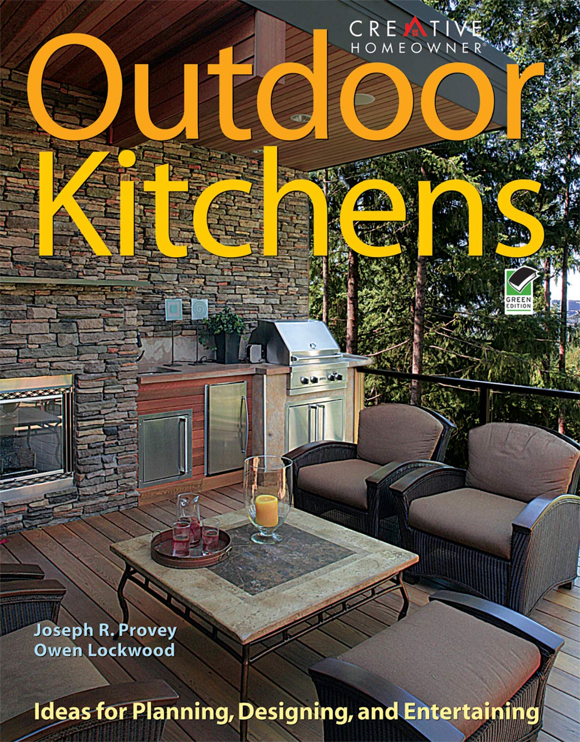 Outdoor Kitchens: Ideas for Planning, Designing, and ...
