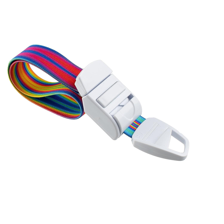 Rolseley abschnü rbinde mit Abstrakt-V2 Muster mit ABS Kunststoff Schnalle latexfrei Elastic Band perfekt fü r Ä rzte, Krankenschwestern, Studenten und Rettungsassistenten
