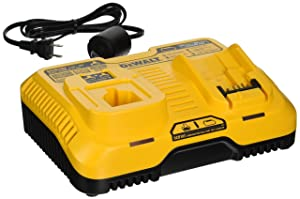 DEWALT DCB103 Combination Dual Port Fast Charger