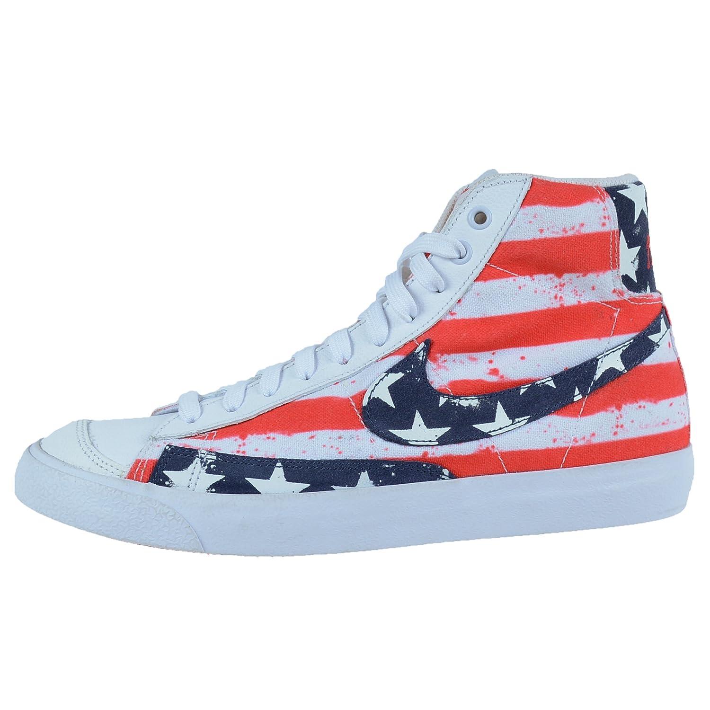 Nike Blazer Mid 77 Premium Vintage unisex erwachsene leder sneaker high
