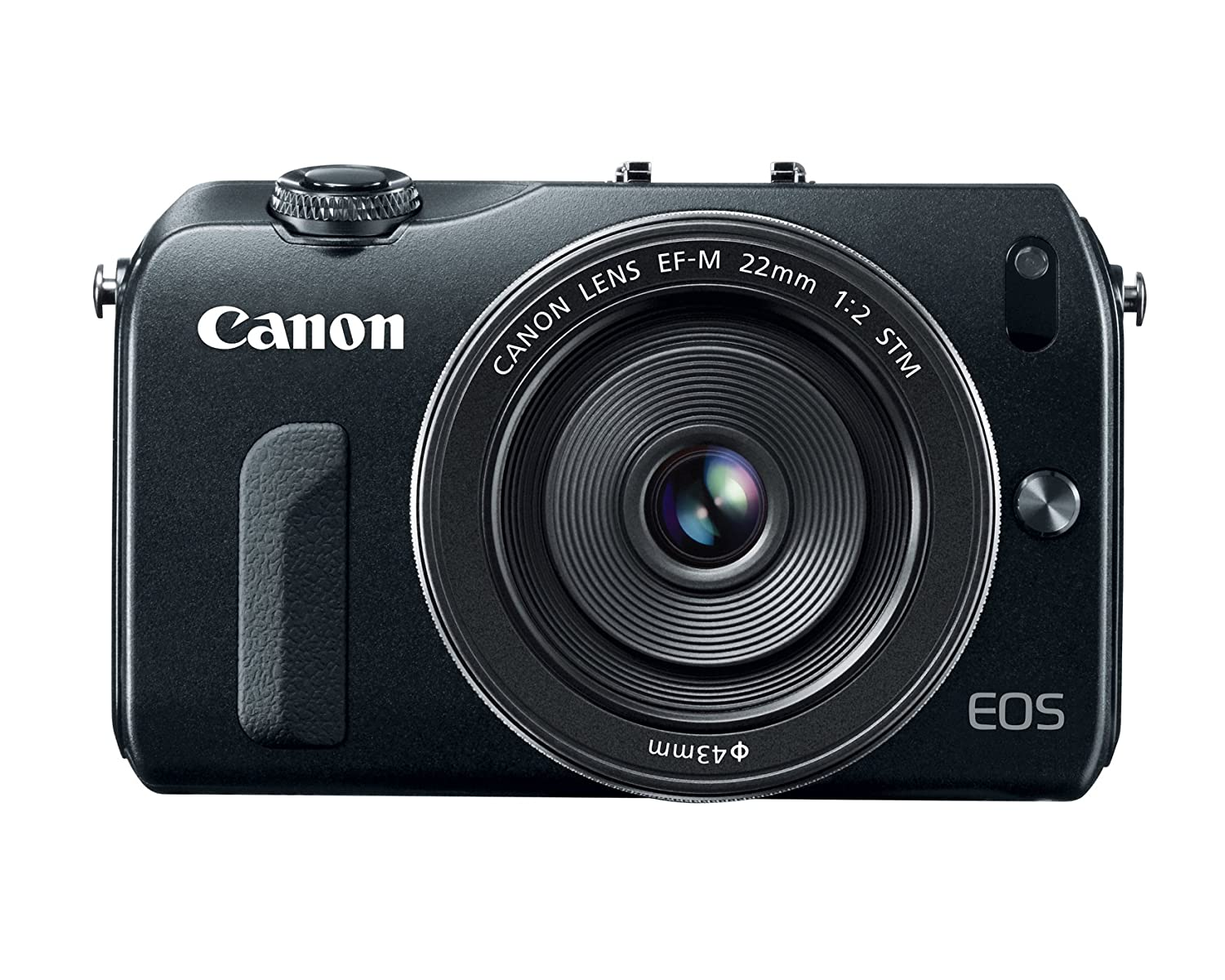 Amazon.com : Canon EOS M 18.0 MP Compact Systems Camera with 3.0-Inch LCD  and EF-M 22mm STM Lens (OLD MODEL) : Point And Shoot Digital Cameras :  Camera & ...