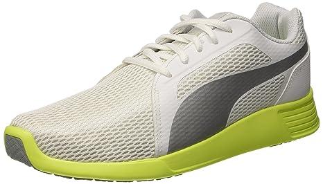 Puma ST Trainer Sneaker EVO Argento Bianco/Argento 8