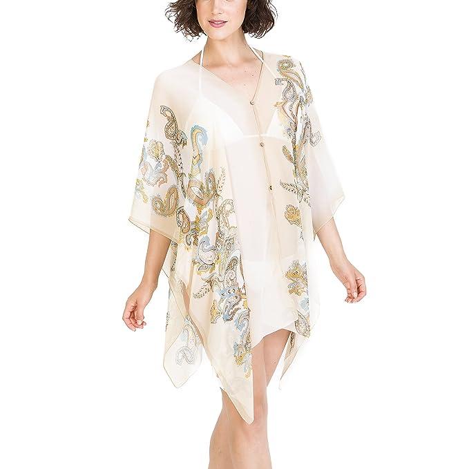 170ee7d2 Pareo camisola de playa para poner sobre el bikini y crear la ilusion de  curvas perfectas