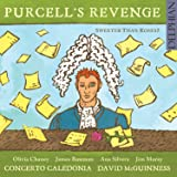 PURCELL. Sweeter Than Roses. Concerto Caledonia/McGuinness