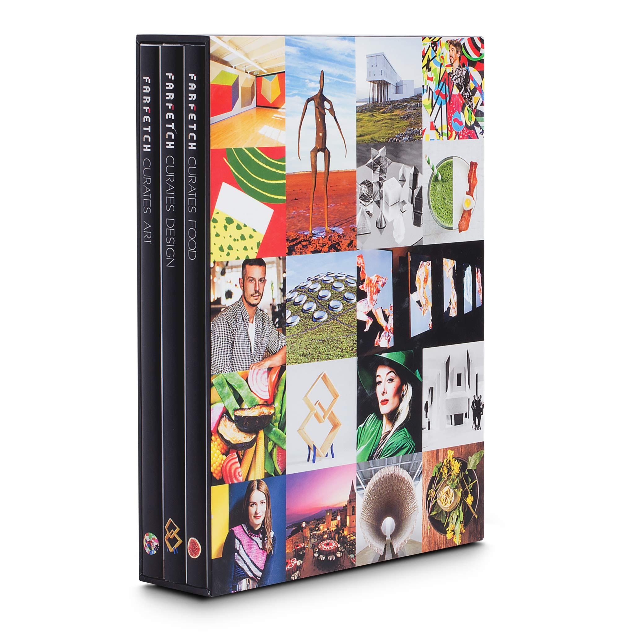 Farfetch Curates Set of 3 (Memoire) PDF ePub fb2 ebook