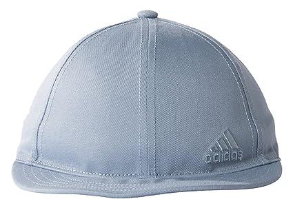 Adidas W Cap Cotton Gorra, Mujer, Azul (Azutac), M