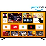 Kevin 140 cm (55 inches) 4K UHD LED Smart TV KN55UHD-PRO (Black) (2019 Model)