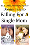 Falling for a Single Mom Duet Bundle: Her Fake Romance and Take Me, I'm Yours