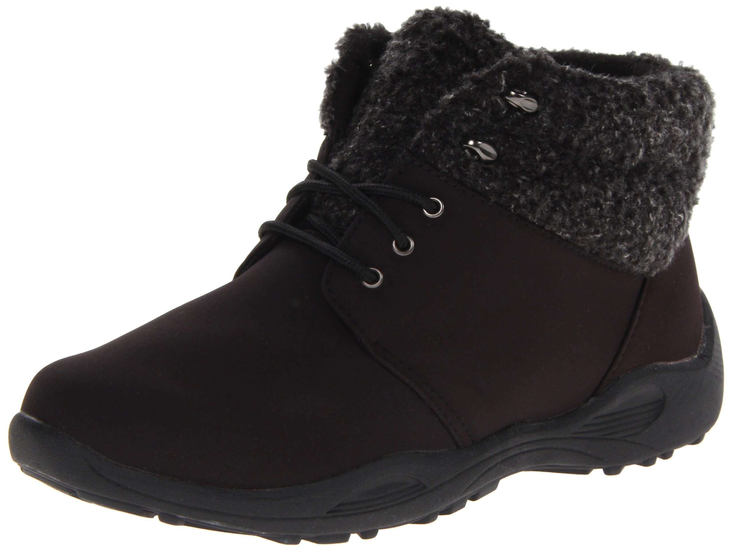 Propet Women's Madison Ankle Lace Boot,Black,10 D US