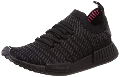 0a812c35afbee adidas - NMD R1 Stlt Primeknit - CQ2391 - Color  Black - Size  8.0