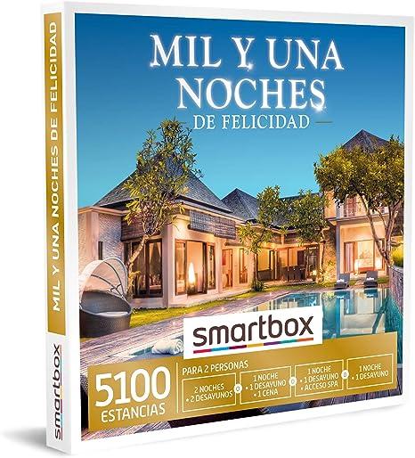 SMARTBOX - Caja Regalo - Mil y una Noches de Felicidad - Idea de ...