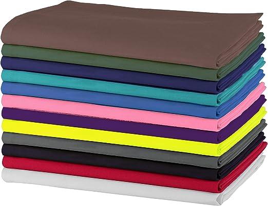 SweetNeedle - Paquete de 12 - Servilletas grandes de algodón 100 ...