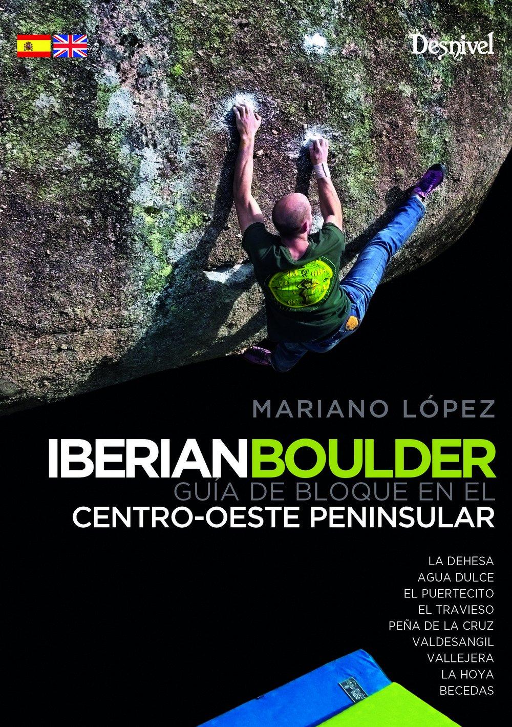 Guía de bloque en el centro oeste peninsular. Iberianboulder ...
