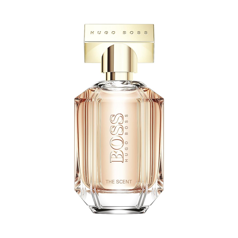 a59d5599ac9c Amazon.com: Hugo Boss THE SCENT FOR HER Eau de Parfum, 1.6 Fl Oz: Hugo Boss:  Luxury Beauty