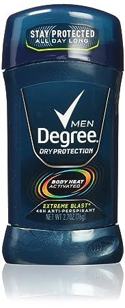 Degree Deodorant 2.7oz Mens Extreme Blast (3 Pack) by Degree