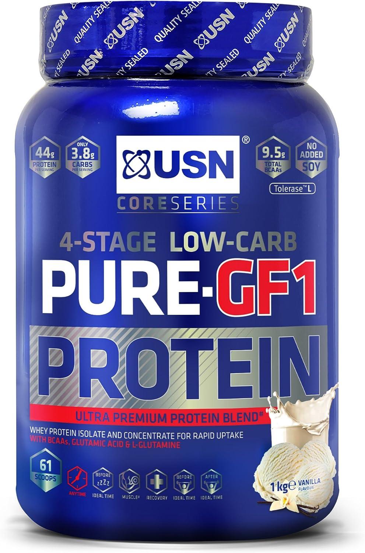 Usn Pure Gf1 Protein (1000G) 1 Unidad 1000 g