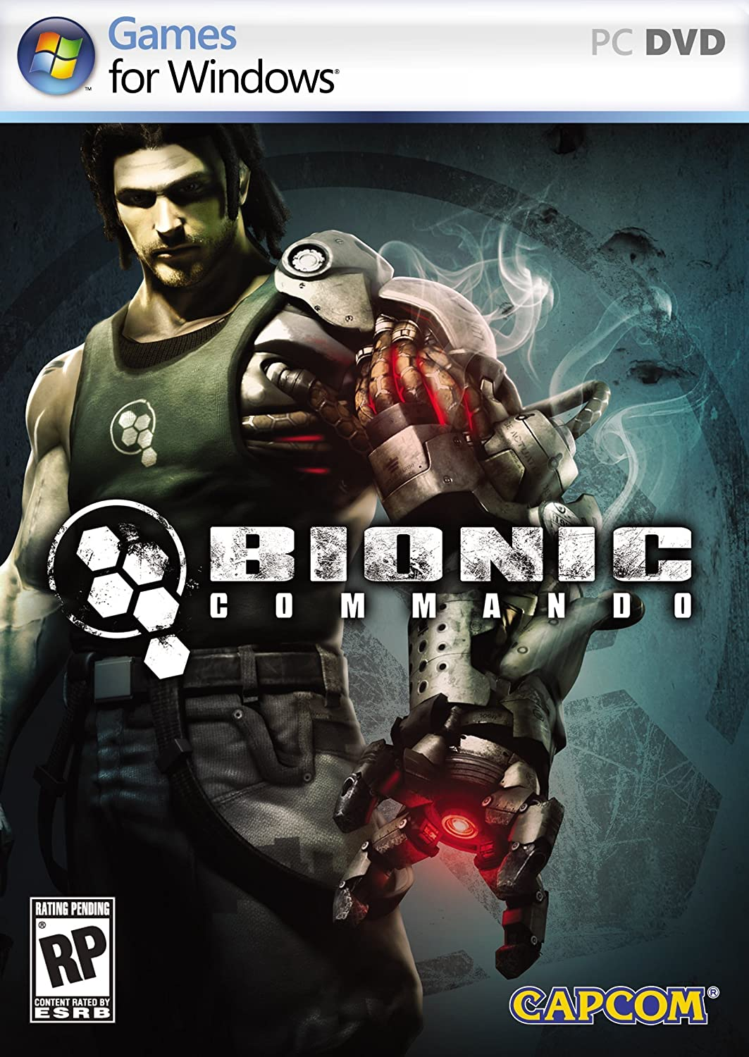 Bionic Commando - PC (Game)