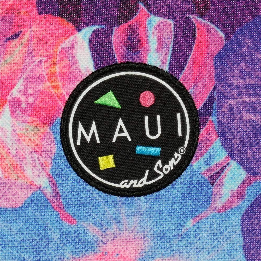 Trousse de toilette double compartiment adaptable Maui Paradise