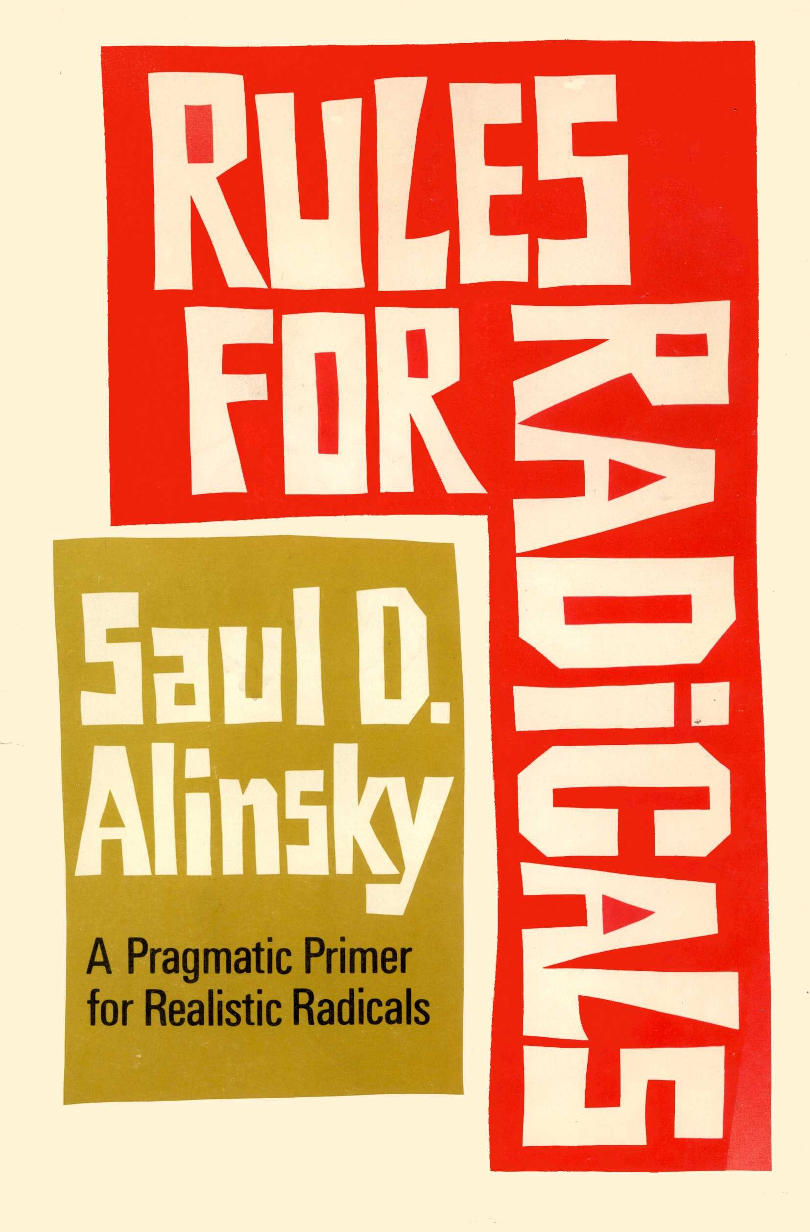 Amazon.fr - Rules for Radicals: A Practical Primer for Realistic ...